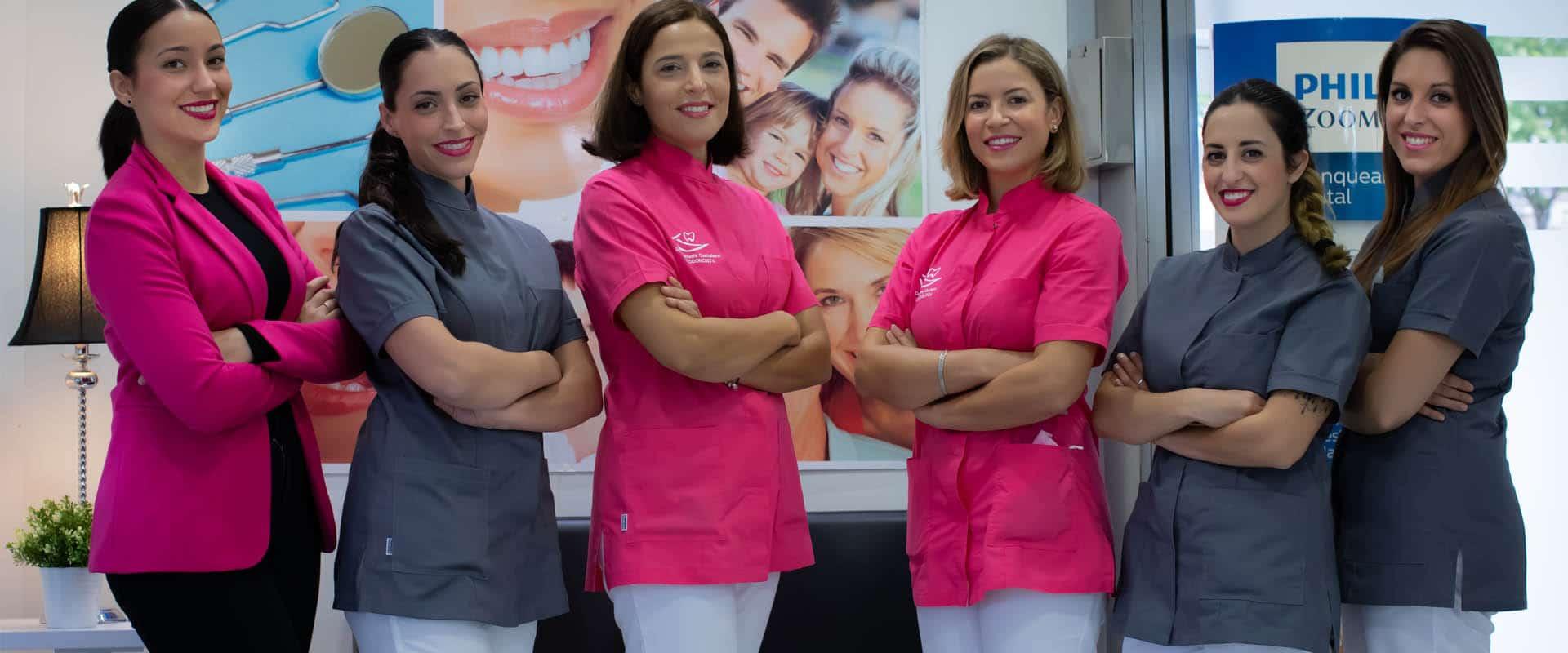 Equipo | Clinica Dental Manosalbas