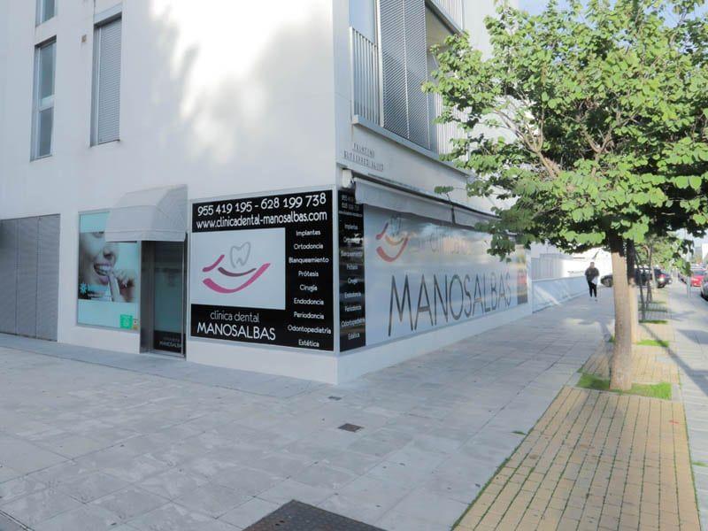 Dentista Sevilla Este | Clínica Dental Manosalbas